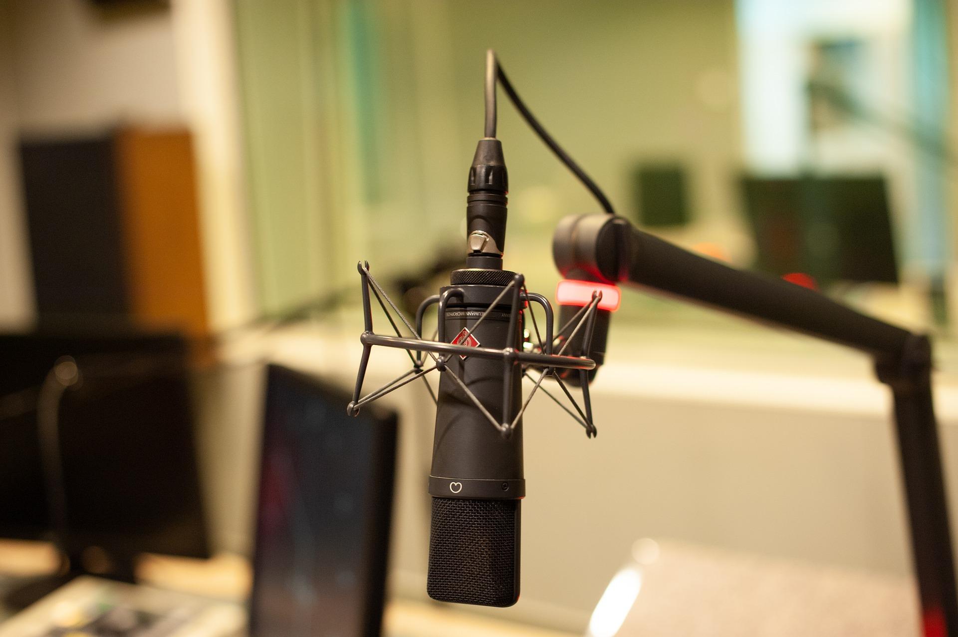 ラジオマイク