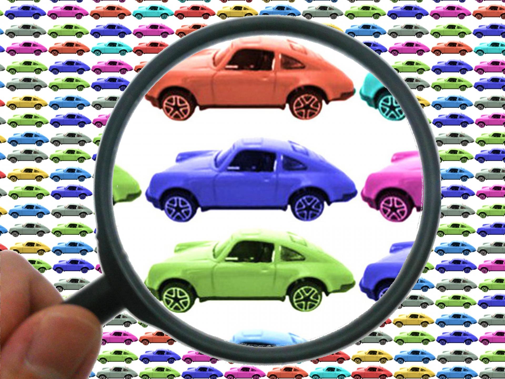 新車購入時のイメージ